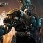 Warhammer 40,000 Inquisitor Martyr - Preview