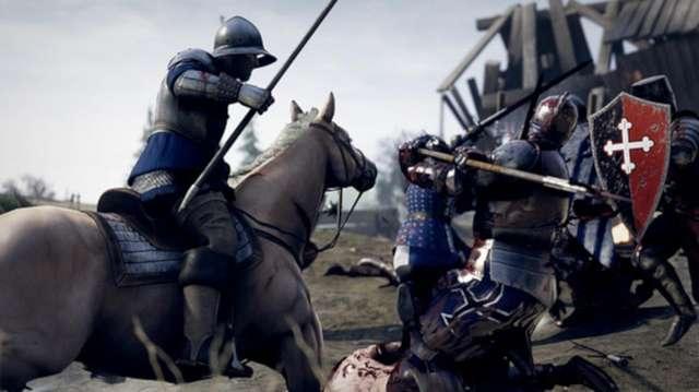 Steam-Charts: Mittelalter-Kampfsimulation Mordhau übernimmt die Spitze