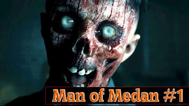 Man of Medan: Wer kratzt ab? - Komplettes Playthrough zum neuen Horror-Adventure der Until-Dawn-Macher