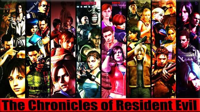 Halloween-Special im Video: Diese Evolution hat die Resident-Evil-Reihe durchgemacht